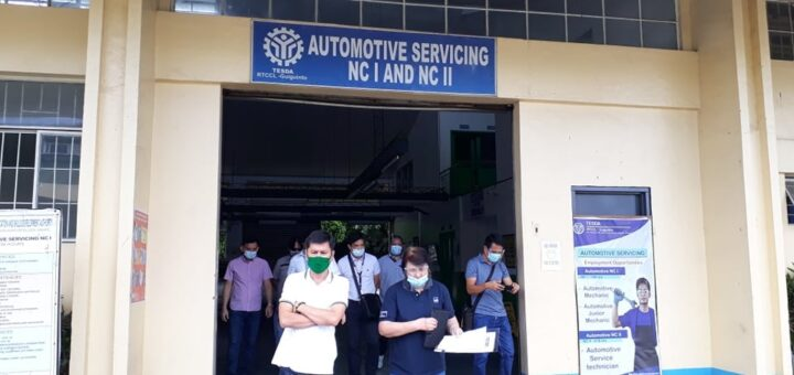 RTIC On-Site Visit and Inspection