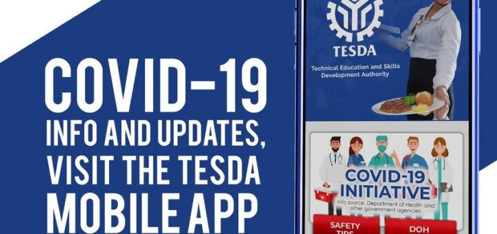 Visit our New TESDA Mobile App📲📲